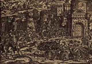 Siege of Krujë (1466–67) Albanian resistance of The Ottomans