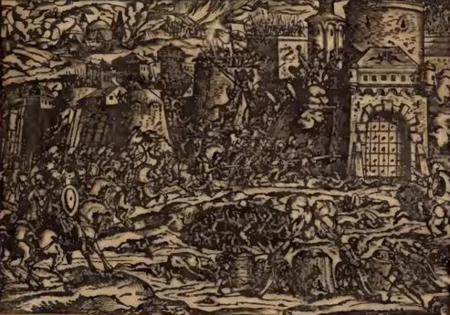Second Siege of Kruj%C3%AB 1466