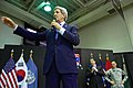 Secretary Kerry Addresses U.S. Military and Diplomatic Personnel at Yongsan Army Garrison in Seoul (17627753860).jpg