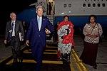 Secretary Kerry Arrives at Jomo Kenyatta International Airport in Nairobi, Kenya. (29105953446).jpg