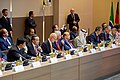Secretary Kerry Attends a Conference Focused on Middle East Peace Efforts (27333492892).jpg