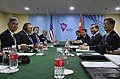 Secretary Michael R. Pompeo participates at the ASEAN (42013351270).jpg
