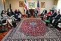 Secretary Pompeo Meets with Costa Rican President Alvarado and Foreign Minister Ventura (49430172433).jpg