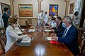 Secretary Pompeo Meets with Dominican President Abinader (50233636518).jpg