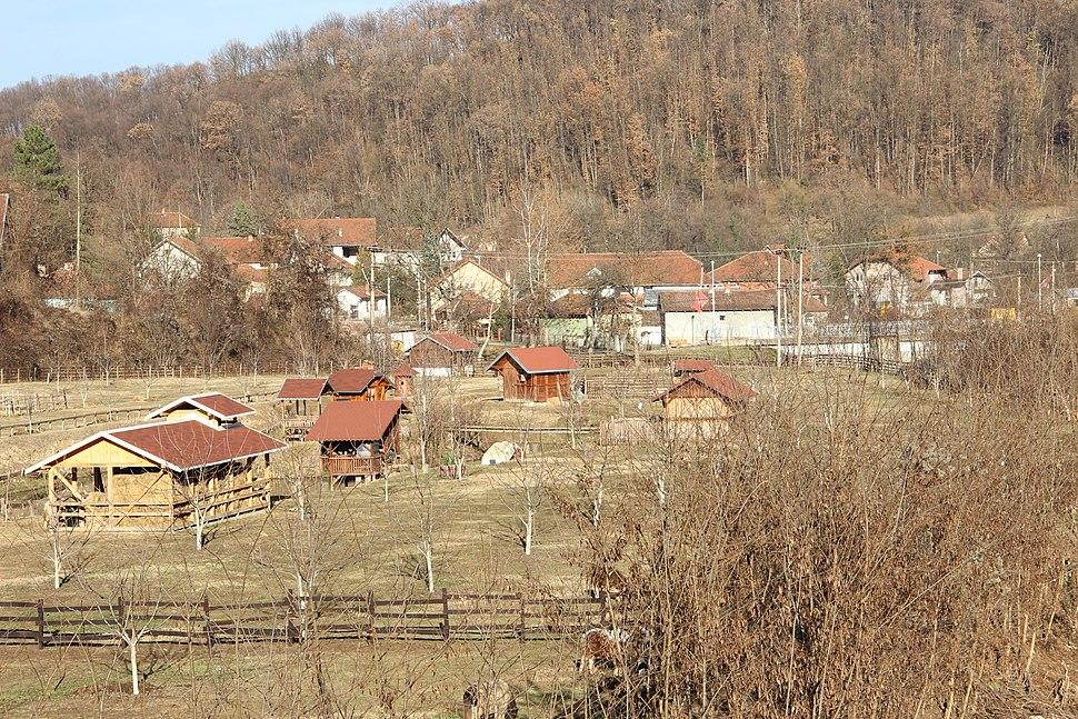 Sedlari - opština Valjevo - zapadna Srbija - panorama 17