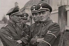 Selbstschutz leaders in Bydgoszcz