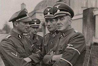 <i>Volksdeutscher Selbstschutz</i> military unit