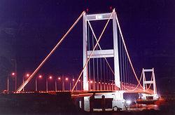 Висячий мост Википедия Другие висячие мосты править править код