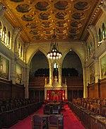 Kanadas parlament wikipedia for Senato wikipedia