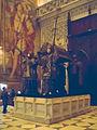 Sepulcro de Cristóbal Colón. (Catedral de Sevilla).jpg