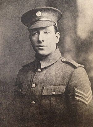 Albert Downing - Image: Sergeant Albert Downing