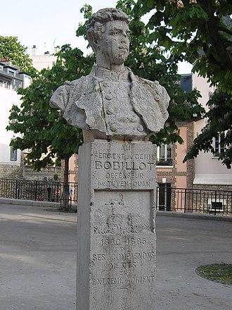 Georges Saupique - Sergent Jules Bobillot