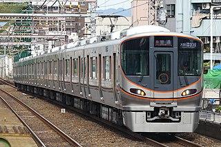 Osaka Loop Line Railway line in Osaka, Japan