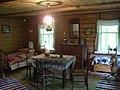 Servant's Room, Melikhovo.JPG