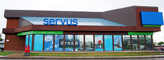Servus Credit Union - A Servus Credit Union in Edmonton