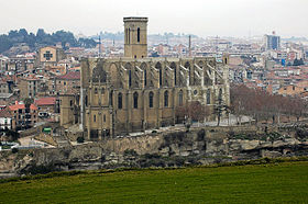 Image illustrative de l'article Collégiale basilique de Sainte-Marie de Manresa