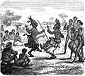 Seven Years in South Africa, page 169, Kishi dance.jpg