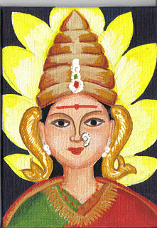 <i>Saibini</i> the appellation for the Mother Goddess in Goa