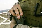 Sharpened Steel, 15th MEU Marines practice shooting 151031-M-GC438-038.jpg