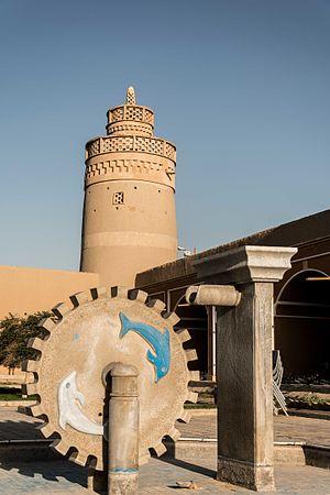 Najafabad - Sheikhbahaei fort ارگ شیخ بهایی