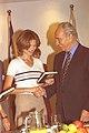 Shimon Peres and Yana Kalman D171-002.jpg