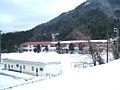 Shinonsen town former Teragi elementary school.jpg