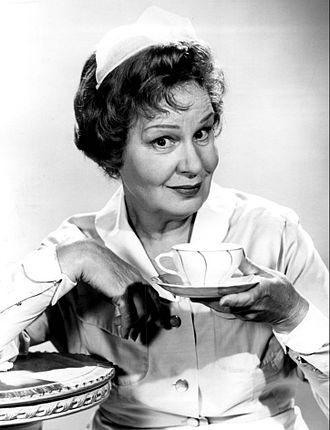 Shirley Booth - Image: Shirley Booth Hazel 1962