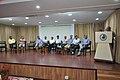 Shivaprasad Murugendrappa Khened Speaks - Ganga Singh Rautela Retirement Function - NCSM - Kolkata 2016-02-29 1448.JPG