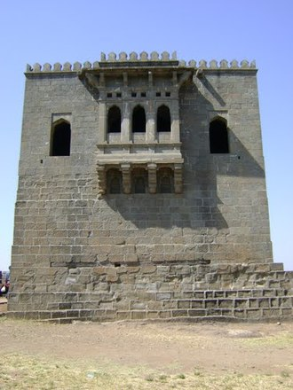 Shivneri - Shivneri Fort.