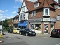 Shops, Upper Shirley Road, Shirley - geograph.org.uk - 1271389.jpg