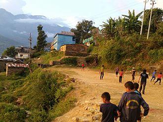 Baseri - Image: Shree Mahalaxmi Higher Secondary School