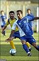 Siavash Akbarpour vs Actors Football Team, 26 August 2005.jpg