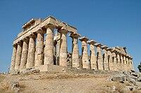 Sicily Selinunte Temple E (Hera).JPG