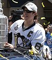 Sidney Crosby with the Stanley Cup, and Sidney Crosby (3637923651).jpg