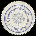 Siegelmarke Gemeinde - Verwaltung - Happurg W0245520.jpg
