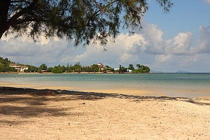 Sihanoukville - playa de Prek Treng.jpg