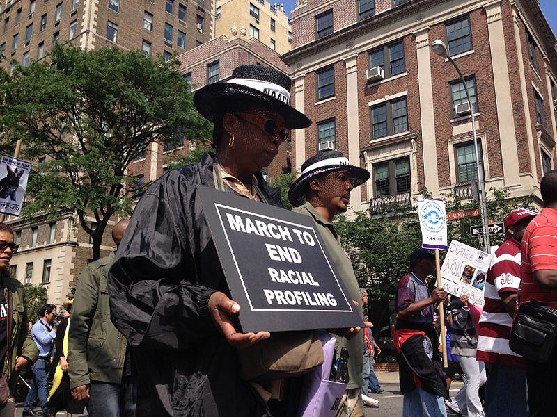 marcia stop racial profiling