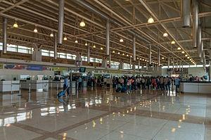 Simón Bolívar International Airport (Venezuela) - Customs and immigration area
