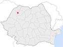 Simleu Silvaniei in Romania.png