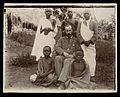 Sir Albert (Ruskin) Cook with a group of native boys Wellcome L0038273.jpg
