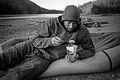 Sky eating porridge, Kechika River (15816861746).jpg
