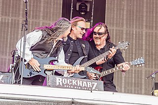 Skyclad (band) British folk metal band