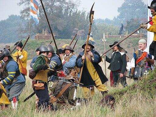 Slag om Grolle 2008-2 - Gevechten bij de loopgraven