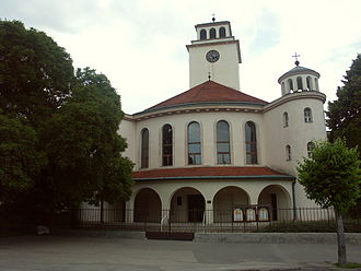 Evangelical Church of the Augsburg Confession in Slovakia - ECAV church in Trnava (1924)