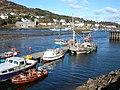 Small boats Tarbert harbour. - geograph.org.uk - 559025.jpg