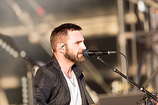 Johnny McDaid Musician, songwriter and music producer from Northern Ireland