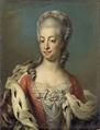Sofia Magdalena, 1746-1813, Prinsessa av Danmark, drottning av Sverige (Jakob Björck) - Nationalmuseum - 41504.tif