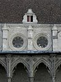 Soissons (02) Abbaye Saint-Jean-des-Vignes Cloître 15.JPG