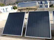 Solar thermal collector wikipedia flat plate collectorsedit gumiabroncs Images