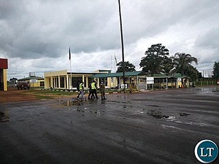 Solwezi Airport